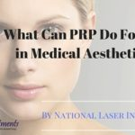 What Can PRP Do For You in Medical Aesthetics