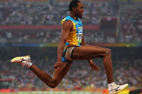 Leevan Sands Triple Jump olympics
