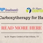 PRP + Carboxytherapy for Hair Loss by Dr. Rogers Centers